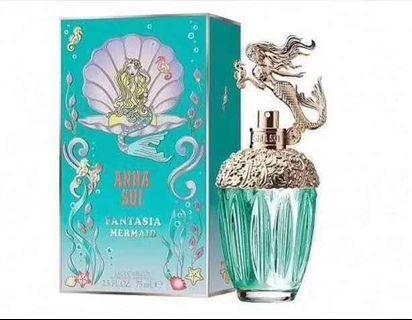 🚚 Anna Sui Fantasia Mermaid