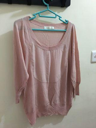 Franche lippee Pink Top