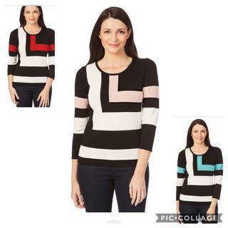 Beautiful Pullover Jumpers Size 18/ NEW