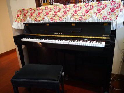 🚚 Kawai K-25E Piano (Made In Japan)