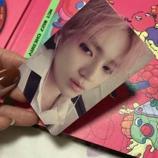 [WTS] NCT 127 CHERRY BOMB TAEYONG PHOTOCARD