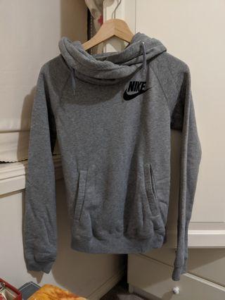 Nike grey hoodie XS