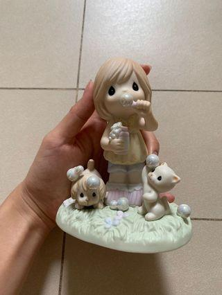 Precious moments members only 2007 figurine