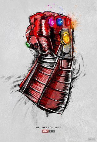 2 TGV movie tickets: Avengers Endgame Bring Back event