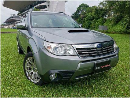 Subaru Forester 2.5 XT Auto