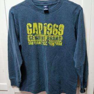 🚚 bn dark blue gap kids pullover sweater [C]