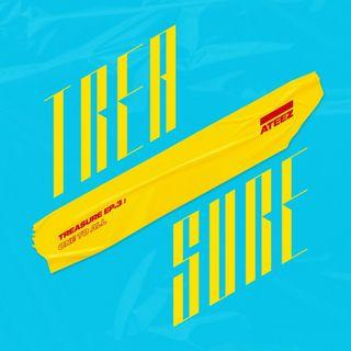 [PREORDER] ATEEZ 'TREASURE EP 3: ONE TO ALL'
