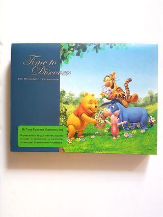 Winnie the Pooh Stationary Set