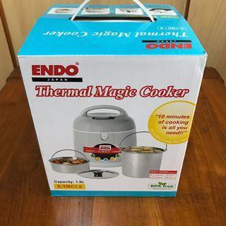 Endo Japan Thermal Magic Cooker 1.8L