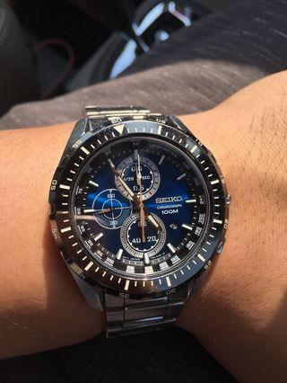 Seiko Chronograph 100M 30th Anniversary Limited Edition