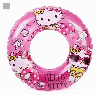 🚚 Hello Kitty Baby Pink Float 80CM [S]