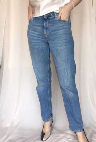 Mango denim Claudia girlfriend jeans