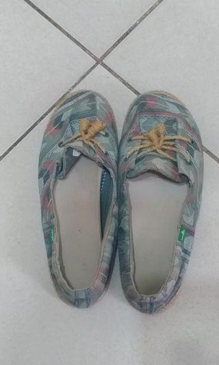 Sanuk 民族風娃娃鞋
