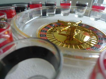 Drinking Roulette Party Set
