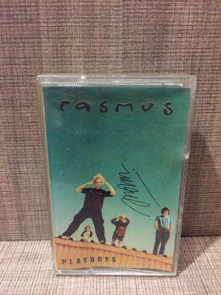 Kaset Pita Rasmus (Album: Playboys)