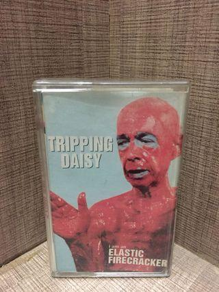 Kaset Pita Tripping Daisy (Album: I am an Elastic Firecracker)