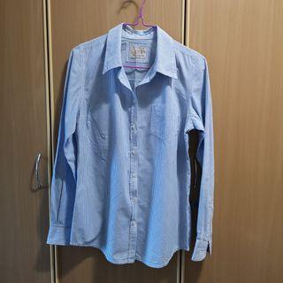 Cotton On Blue Checkered Shirt