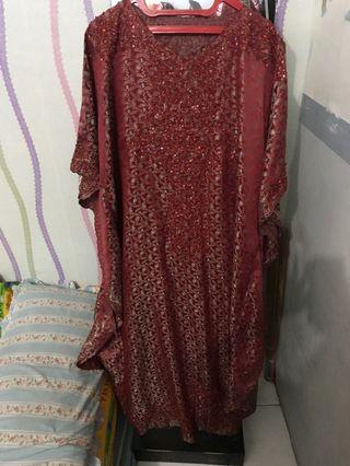 Kaftan India super mewah