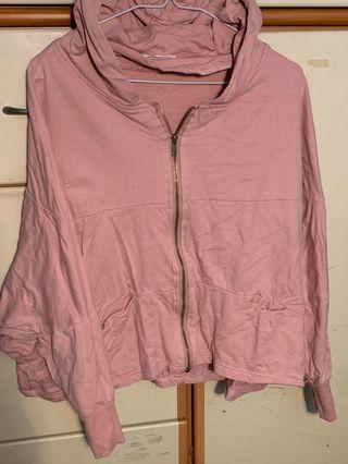 Pink 寬鬆衛衣