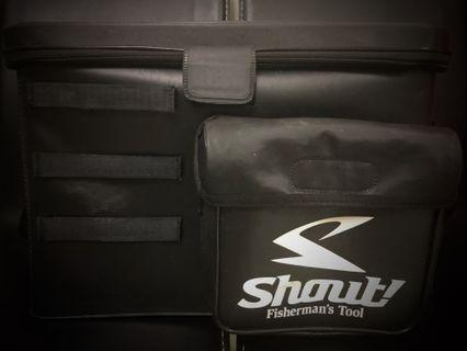 Shout Tackle Bag