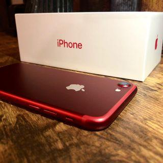 IPHONE 7 128GB LIMITED RED