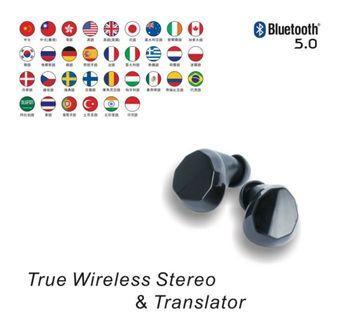 🚚 33種語言即時翻譯真無線耳機