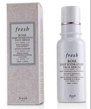 Fresh Rose Deep Hydration Face Serum (50ml)