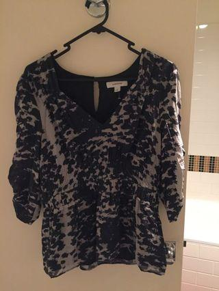 Country Road Blouse size M