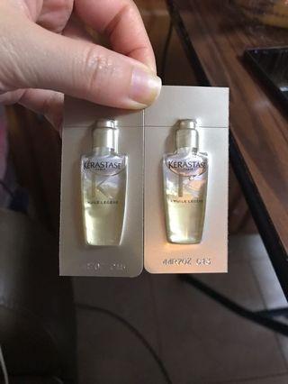 ($5@) Kerastase 髮尾油 2ml