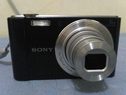SONY W810 COMPAQ