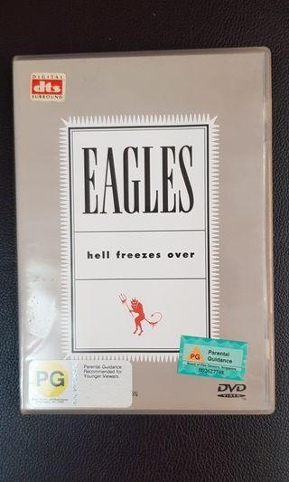 Eagles -hell freezes over