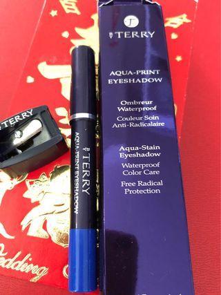 Byterry Aqua-print eyeshadow waterproof