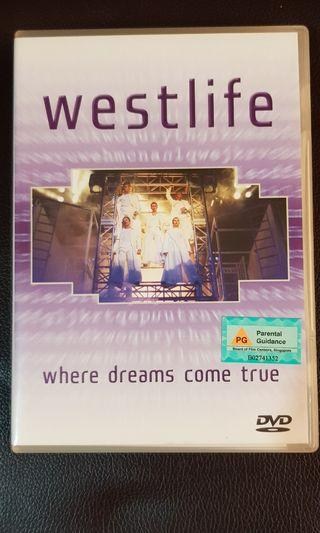 Westlife - where dreams come true