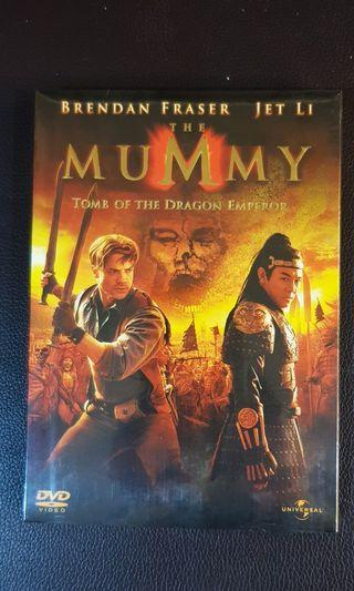Mummy -tomb of the dragon emperor DVD