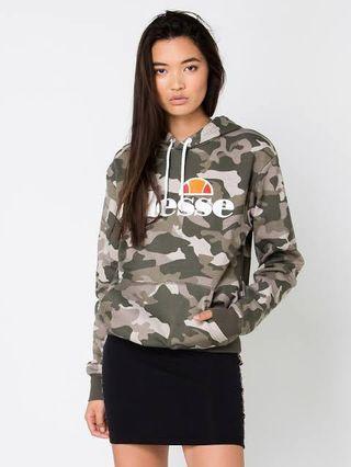 CAMO hoodie by Ellesse