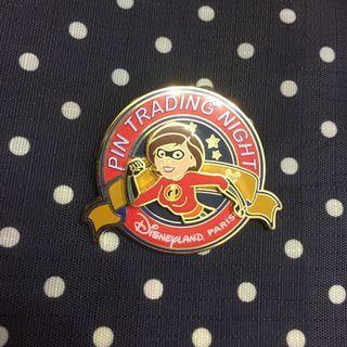 超能太太(Mrs. Incredible)法國迪士尼限量襟章