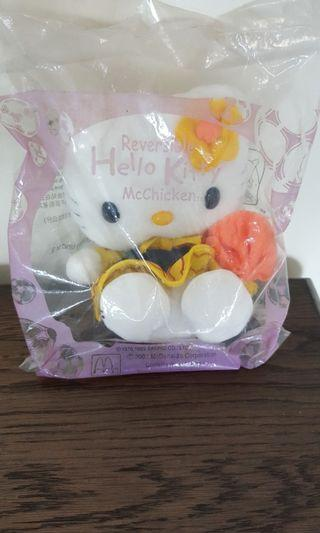 🚚 McDonald's Reversible Hello Kitty McChicken