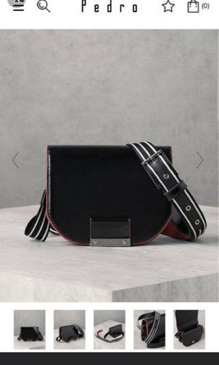 Pedro saddle sling bag