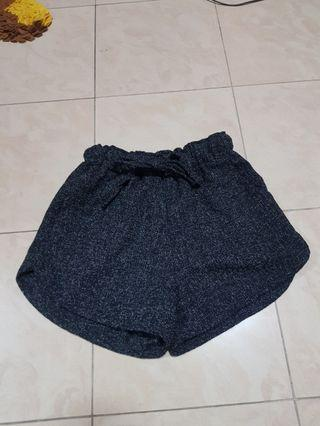 Dark Grey Runner Short