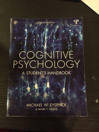 Psych 201 UOA Cognitive Psychology textbook