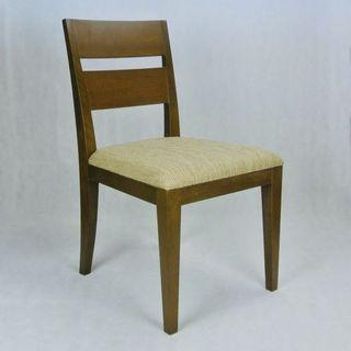 Solid Wood Dining Chair (x2)