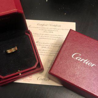 Cartier Ring 100%real