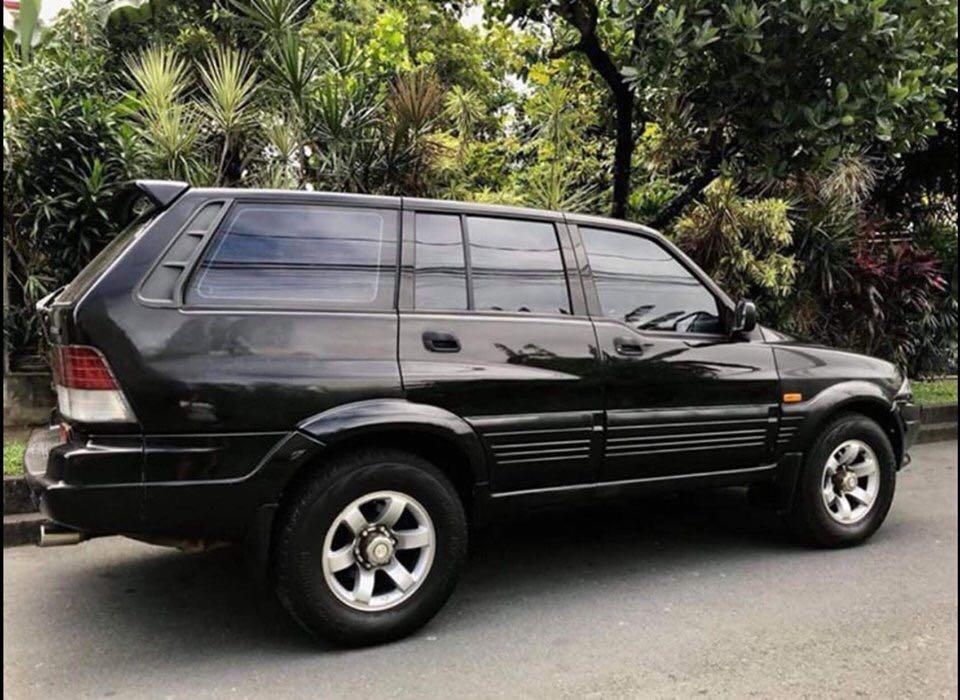 1998 Mercedes Benz Musso Automatic