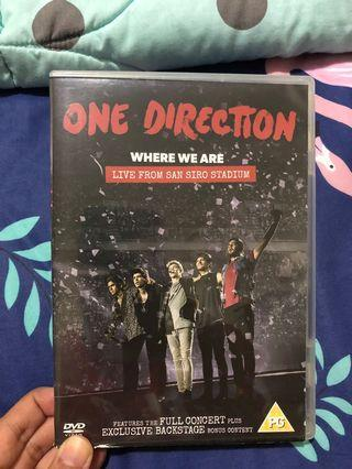 One Direction : where we are Live from San Siro Stadium