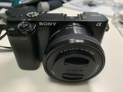 Sony A6000 95%新 保養至2021年 包所有袋及配件