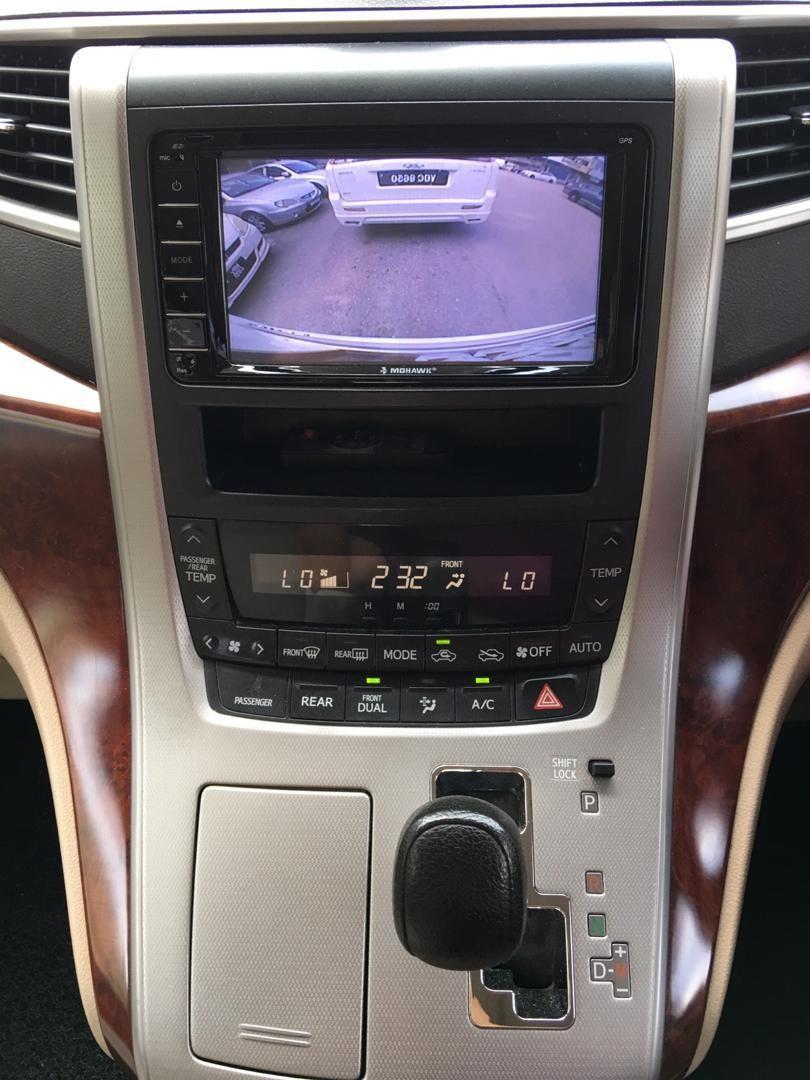 2009TH/Reg14 Toyota ALPHARD 2.4 240G (A)OfferPrice Rm90,500💲LowestPrice InJB🎉