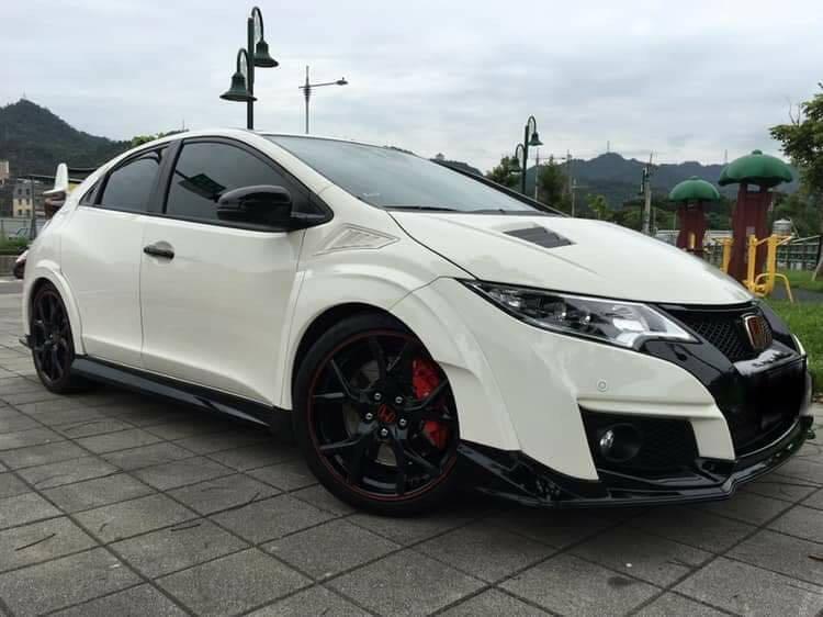 2016 Civic Type-R FK2冠軍白