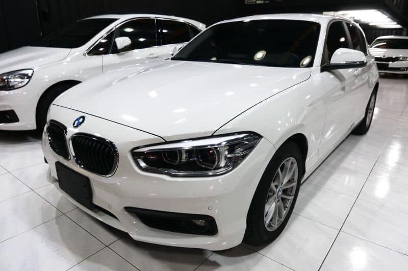 2016年BMW 118i 總代理全車原鈑件原廠保養低里程