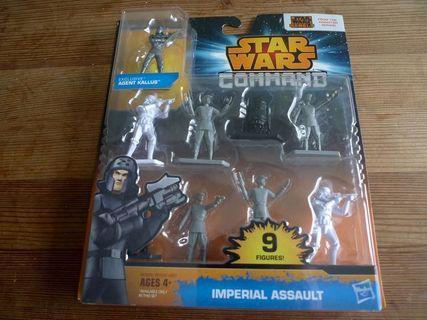 Star War Command Imperial Assault Set