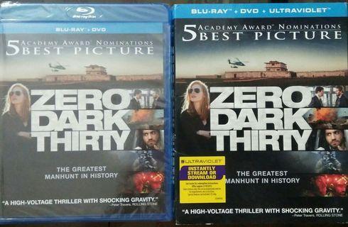 Blu Ray Zero Dark Thirty